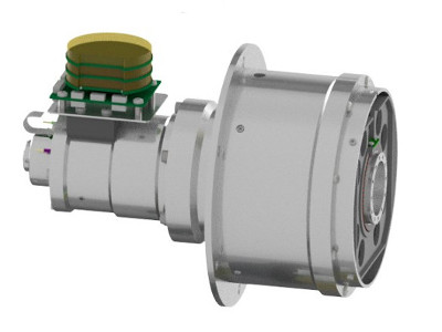 4by3 actuator 050Nm cad
